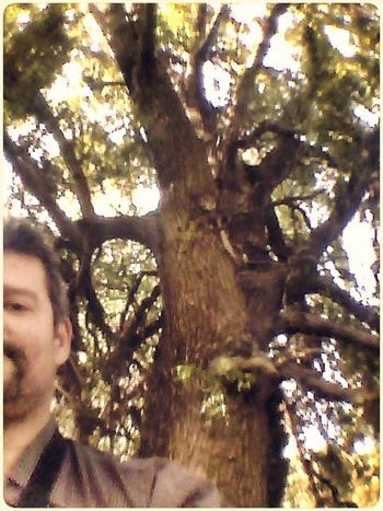 Tree and a half- Selfie