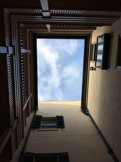 Sky view -