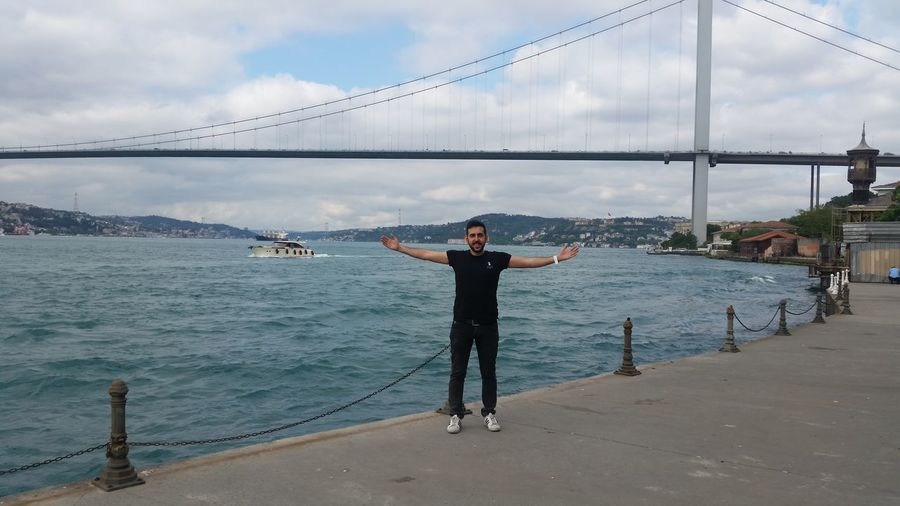 Hi! Bosphorus Sea Friends ❤ World Turkey Hello World That's Me That's Me Friendship