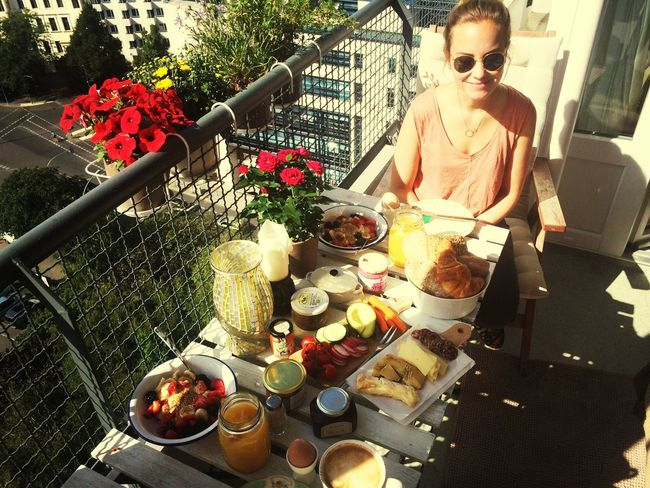 Sunshine Breakfast ❤️