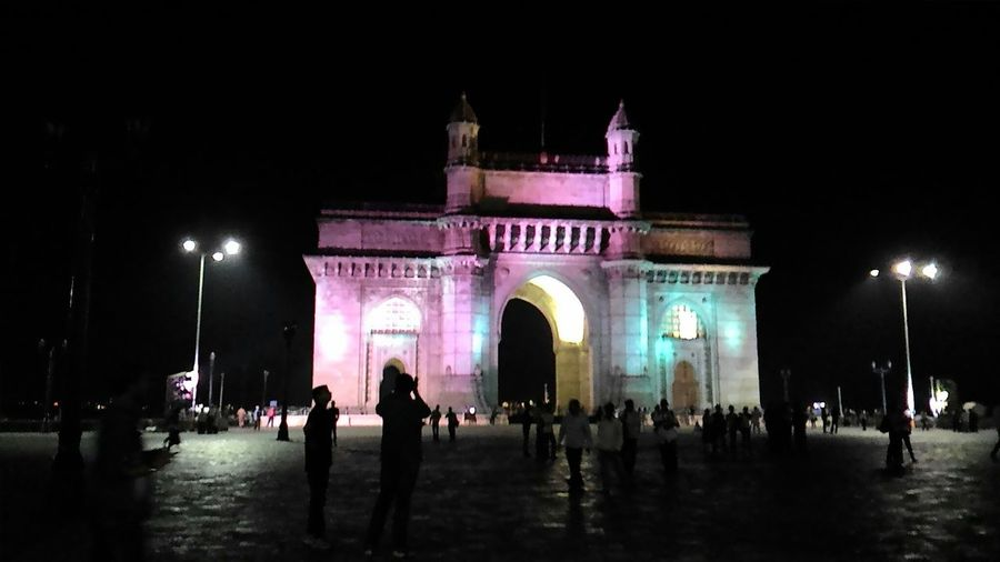 India Gates Of India Incredibleindia Architecture Mumbai Traveling Journey Taking Pictures Taking Photos Nightphotography