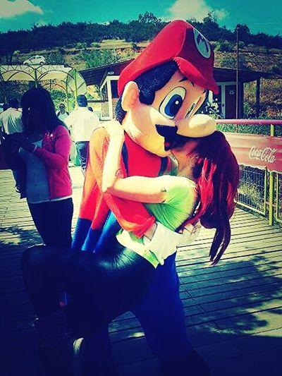 Gamer Girl  Mario Bros Pickoftheday I Love Mario Bross DamianWolf Girlswhosmokeweed Girlswholikegirls That's Me Crazy Moments Alternative Girls