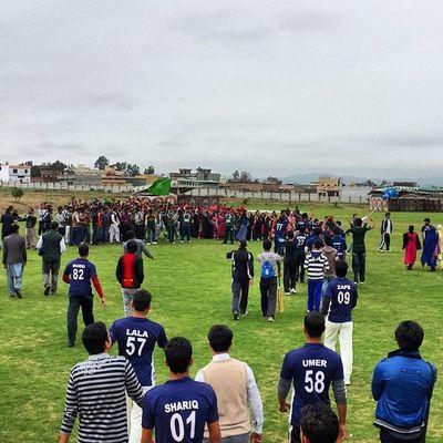 Sports Week COMSATS Attock Campus. Comsats Comsatsatk Sports SportsGala2014 attock university students management instaday rain instapic instaphoto