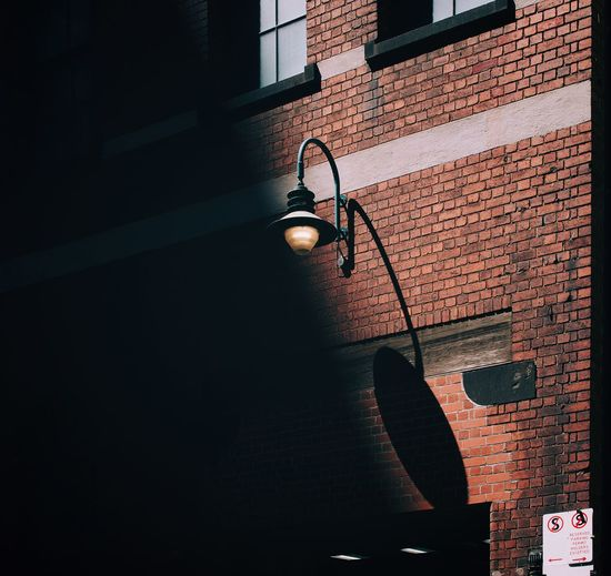 Lighting Equipment Built Structure Architecture No People Wall - Building Feature Shadow 17.62° Sunlight Illuminated Building Exterior Wall Nature Light Outdoors Street Electric Light Electric Lamp Day Street Light Electricity