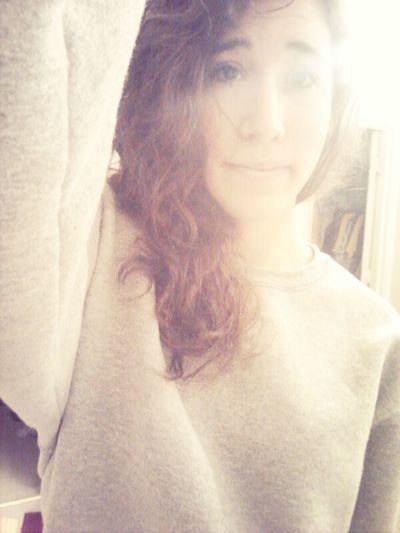Look at my awkward self ._.