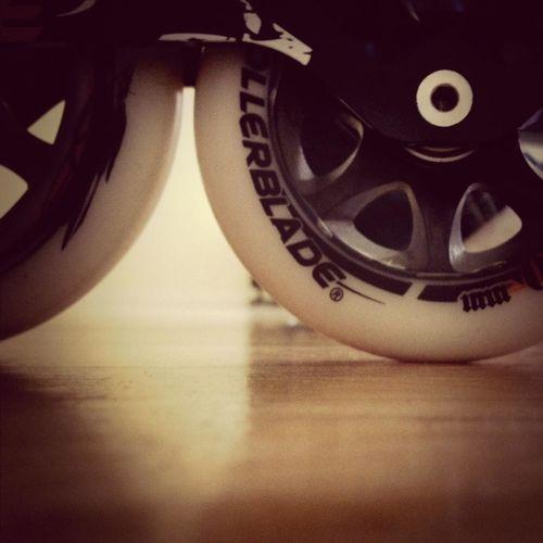 Wheels #inlines #fun