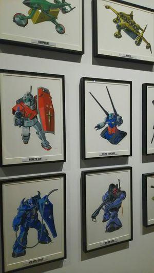 ガンダム Gundam Japanese Culture Japaneseanime Roppongihills 六本木ヒルズ