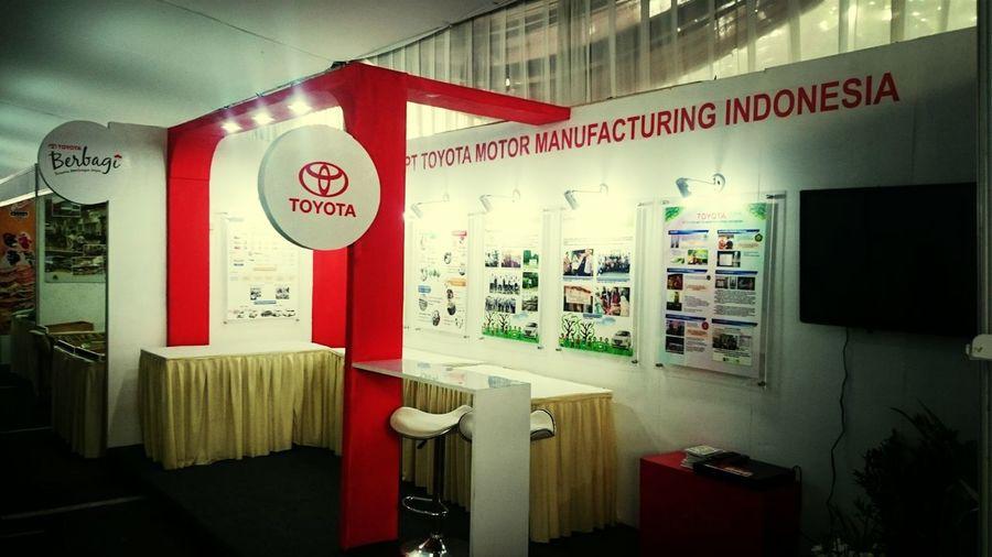 Working Hard Events Toyota Jawa Barat