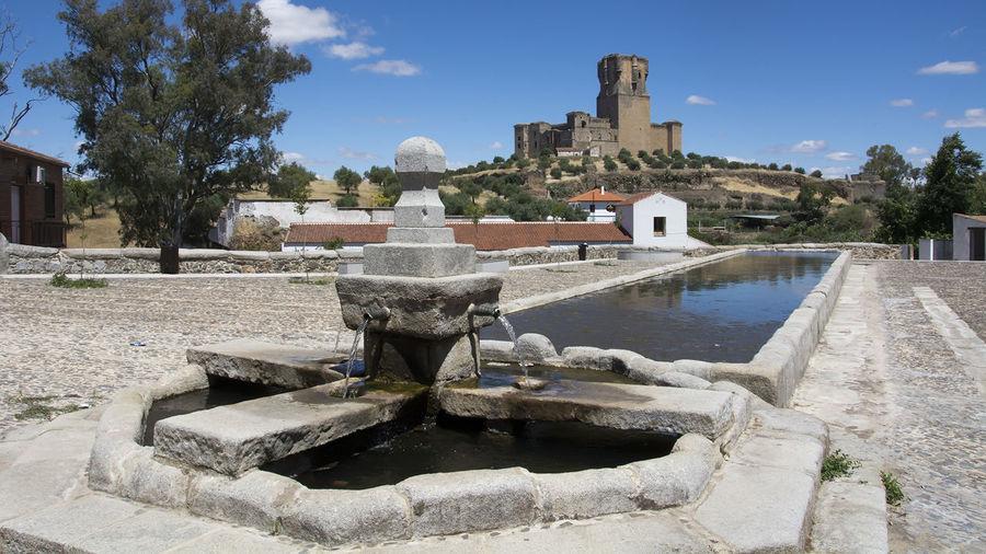 Architecture Belalcázar Castillo Córdoba History