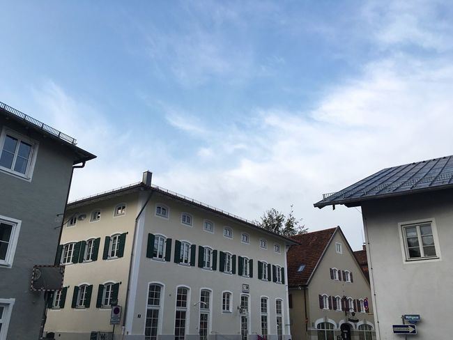 Bad Tölz Bavarian City Bavarian Architecture