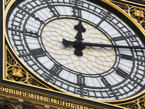 Close up of Big Ben. On another note; sold my first EyeEm photo today! View Historical Sights Close Up Close-up London Streetphotography Architecture Clock Clock Tower Time Structure Closeupshot International Landmark Famous Place Outdoors Tourism Historical Building Historical Place Day Travel Destinations Travel British Culture