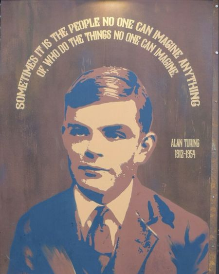 AlanTuring Mid Adult Headshot Business Standing Close-up Businessman Adults Only People Adult Multi-layered Effect Only Men Outdoors One Man Only Day