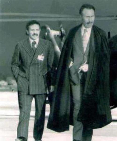Algeria Boutiflika Houari Ouargla