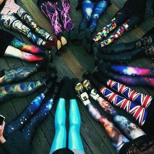 leggins#color#swag
