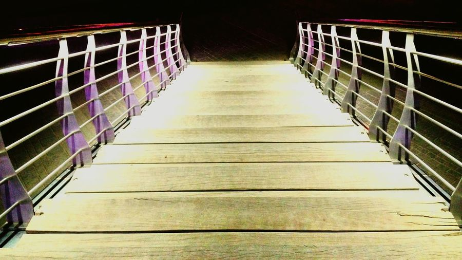 Footbridge No People Built Structure Backgrounds Outdoors Qatar , Photographylovers Nightphotography Be. Ready. EyeEmNewHere