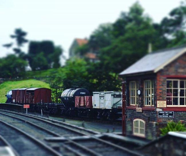 Rolling stock Northyorkshiremoorsrailway Train Trucks Rail Railway Rollingstock