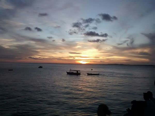MAM Sunset Sun Museu De Arte Moderna Salvador Av Contorno Open Edit Moto G Dimalima Bahia