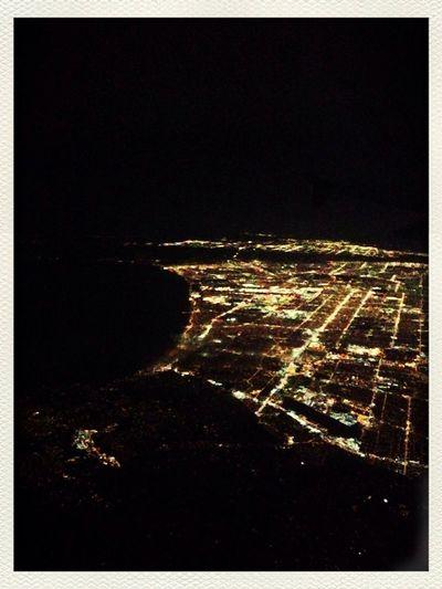 Good Night and Good bye LA.