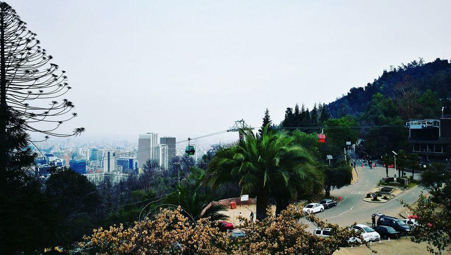 Cerro San Cristobal, Santiago de Chile