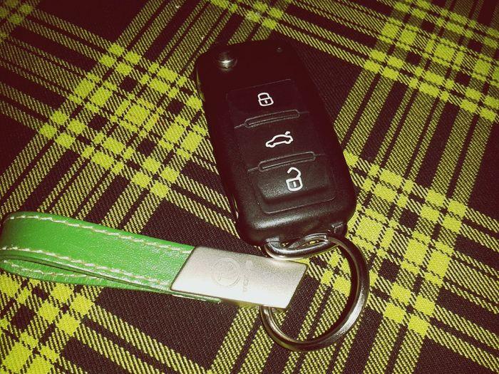 Skoda Fabia Car First Eyeem Photo