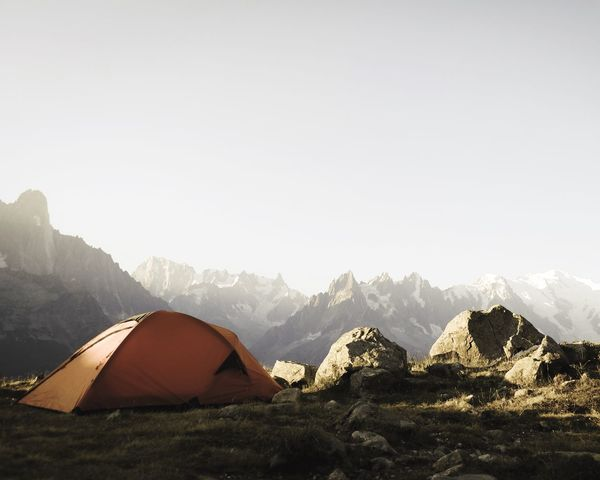 Bivouac Mountains Traveling Travel Photography Montblanc Good Morning Capturing Freedom
