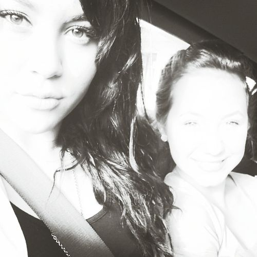 Gorgeous sister & I. Bestfriends.