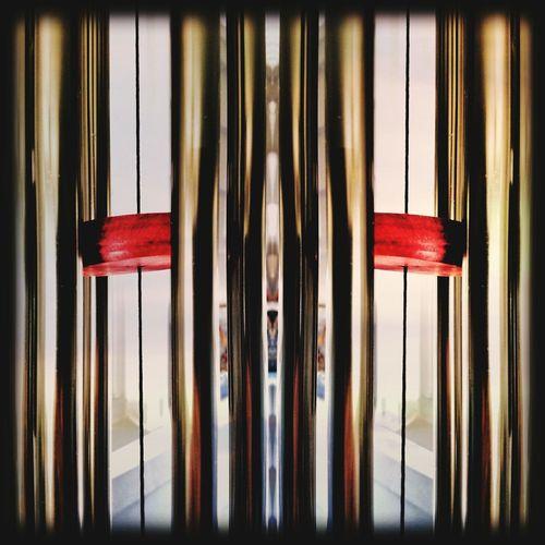 Wind Chimes Mirror,reflection First Eyeem Photo