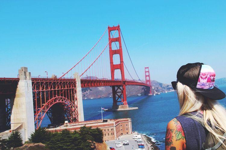 Miss SF 😍😎😊 summer vibes Throwback San Francisco Golden Gate Bridge Ilovesanfrancisco USAtrip Roadtrip Summer Vibes Lastsummer Vansgirl Architecture Travelerlover Travel Photography