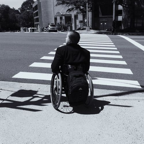 Mobility Streetphotography Washington, D. C. Vscocam EyeEm Best Shots - Black + White