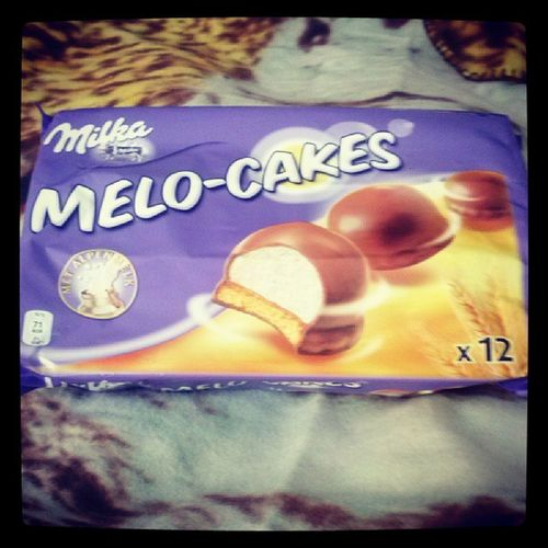Milka Choco Melocake Alpinemilk sweet yummy