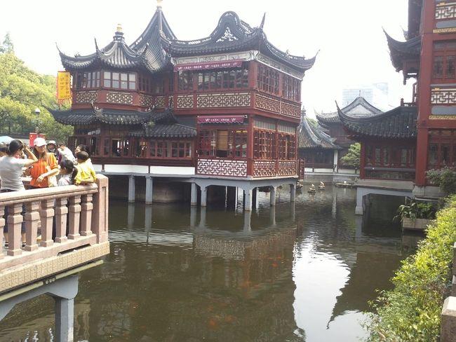 Shanghai city At Shanghai Street Photography