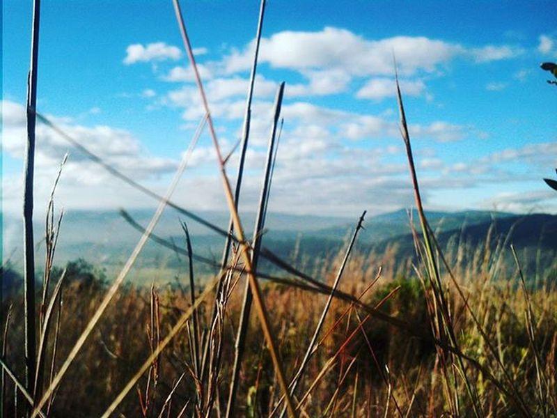 Las montañas y las nubes. nadie sabe lo que tiene hasta que lo extraña ! Fotos Nobsanas ! Nobsa