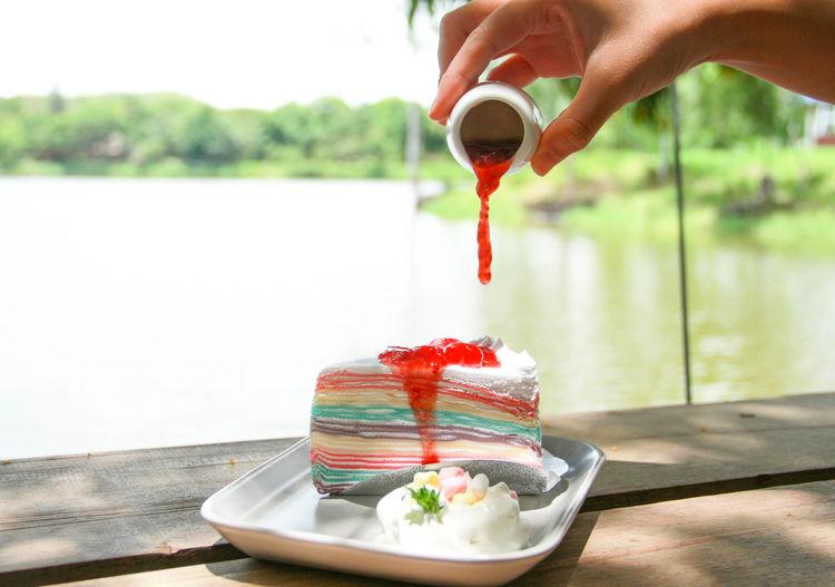 Cake Crape Cake