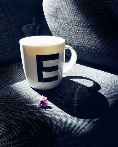 Good morning E 💙🍵 Coffee Cup Coffee - Drink Sunlight EyeEm EyeEm The Best Shots EyeEm Best Shots EyeEm Week Eyeem4photography Eyeemweek