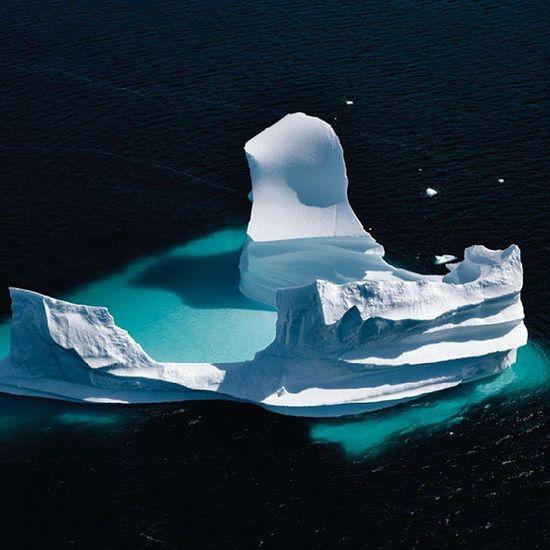 Ice ice baby Gelado