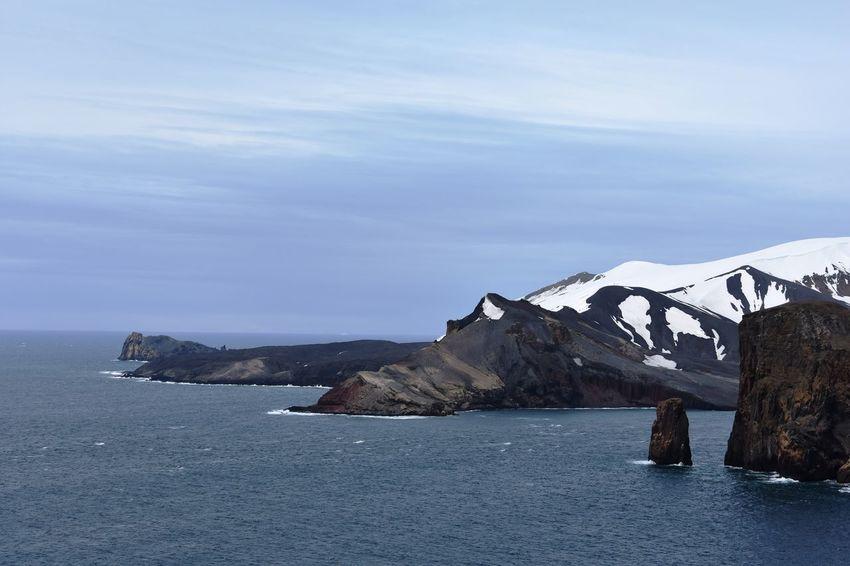 Antarctic Antarctic Peninsula Antarctica Deception Island Frozen Glacier Ice Neptune's Bellows Outdoors Snow Volcano Crater Whaling