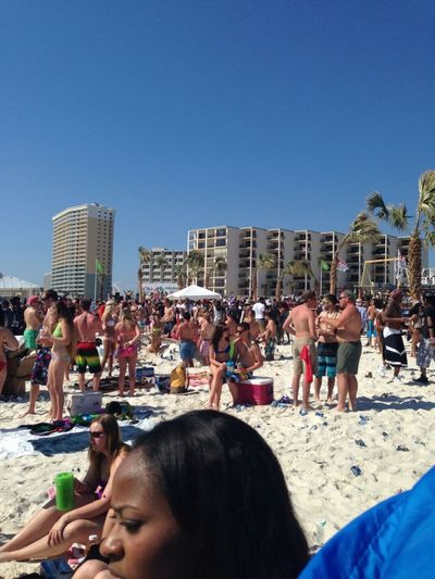 Panama City Beach sb2k13 L.I.V.E.