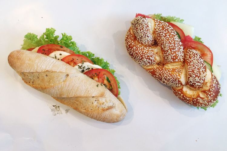 Food Sandwiches Sandwich Lunch Fast Food Breadroll Snack Time!