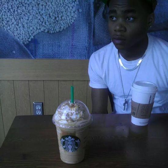 Throwback? Starbucksaddict Relaxing Futuresoldier Followme