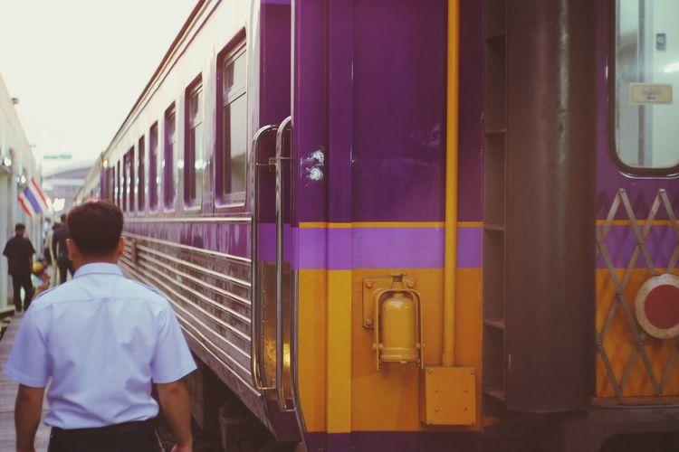 Passengers who