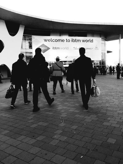 B&w Street Photography Ibtmworld Fira Hospitaletdelllobregat Entrance Policewoman Canada Exhibition Rooms