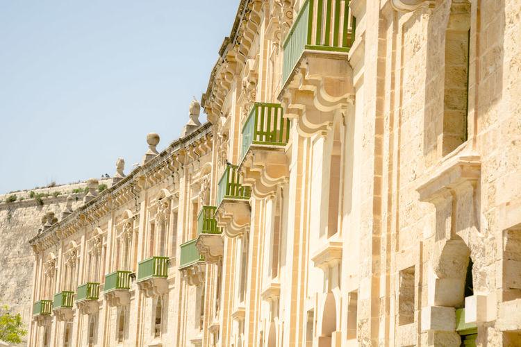 Valletta water