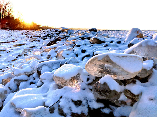 EyeEmNewHere Cold Temperature Winter Snow Nature No People Beauty In Nature Outdoors Frost Landscape Scenics Frozen Water Beach Ice Frozen