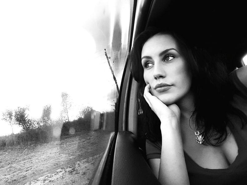Myself Thinking About Life Enjoy Picoftheday Austria Followers Eyemphotography Followme Black & White Love Black New