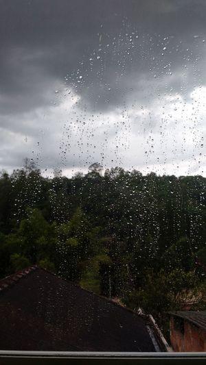 Chuva!! Obrigada Senhor!! ☔??? Rain ♥ From My Point Of View Eye4photography  Simple Photography