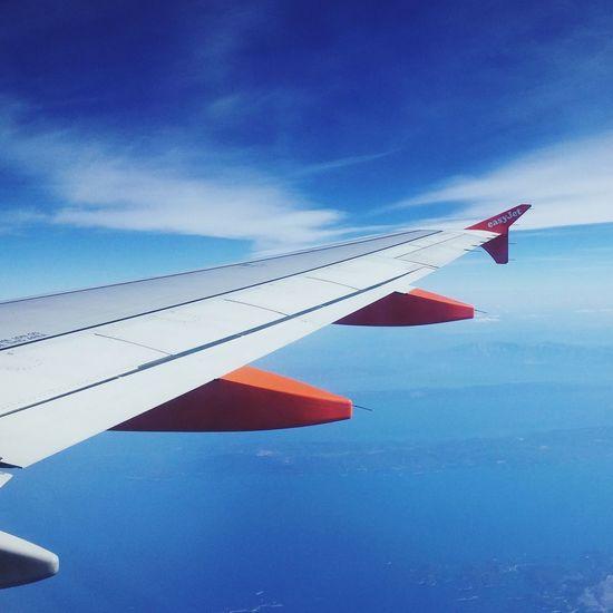Traveling Bye Bye 😊✈🇮🇹