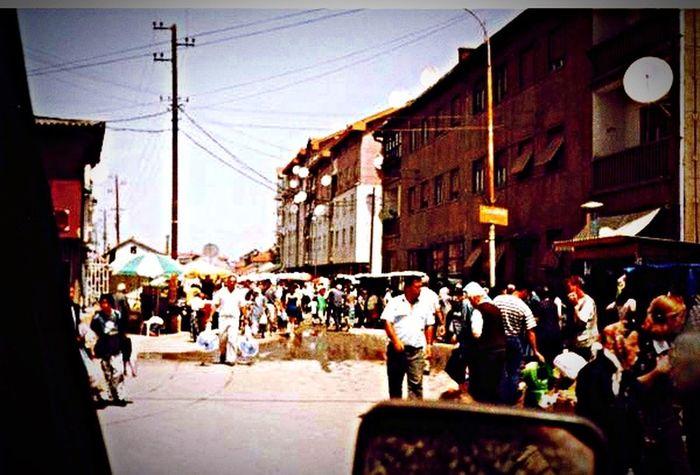 Bazaar Prizren Prizrenkosovo Kosovo KFOR Military Military Police Army Feldjäger Bundeswehr