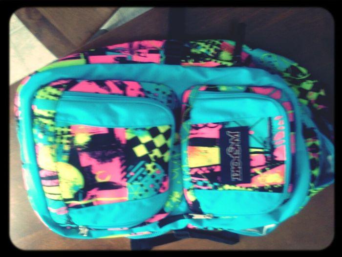 Bookbag (: