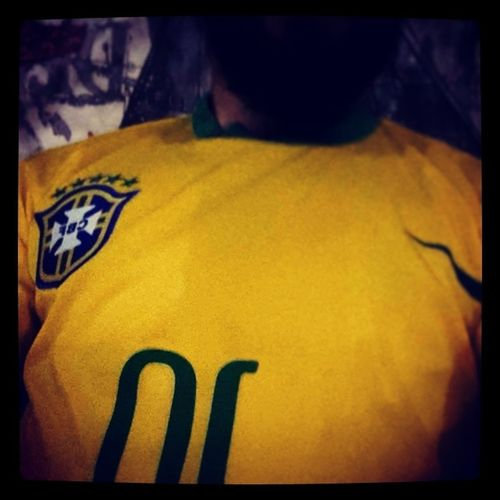 Bearded Neymar  N10 Beardedneymar Beard Yellow Brazil Legends Cbf 6star R9