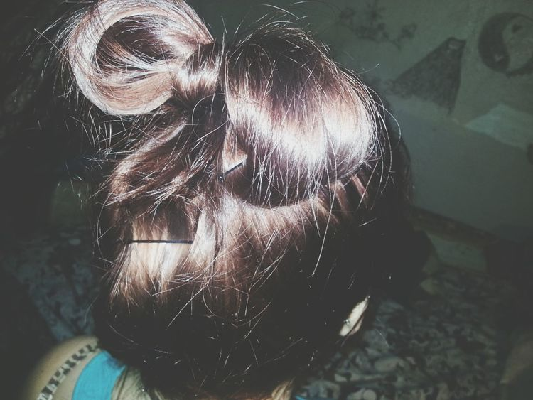 Hairbow Hairstyle Updo ?